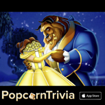 PopcornTrivia Promotional Beauty And The Beast Apple