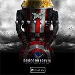 PopcornTrivia Promotional Captain Google