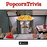 PopcornTrivia Promotional Office Space Apple