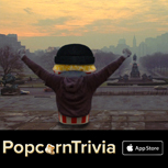 PopcornTrivia Promotional Rocky Apple